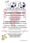 LOTO DU CLUB - Union Sud Aisne Football Club
