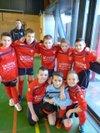 U11-2 au tournoi d'Eperlecques 22/02/2015 - Union Sportive Blaringhem