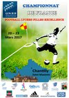 Championnat de France UNSS féminin - UNION SPORTIVE de CHANTILLY OFFICIEL