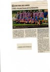 SAISON  ARTICLE  2013/14 SENIORS - USCere et Landes