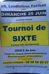 Tournoi de sixte - UNION SPORTIVE LONDINIERES