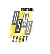 logo du club UNION SPORTIVE MUNICIPALE GAGNY