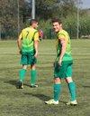 Coupe - Cadrage sans débordements - Union Sportive de Mandelieu la Napoule Football