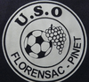 logo du club UNION SPORTIVE OLYMPIQUE FLORENSAC PINET