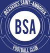logo du club BESSEGES St AMBROIX FOOTBALL CLUB