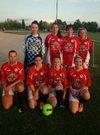 1 er match amical des féminines le 01/9/2017 - U.S.St GERMAIN DU BOIS
