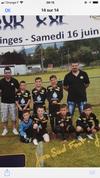 U9 au tournoi de Jura Sud samedi 16 juin 2018 - US Veyziat