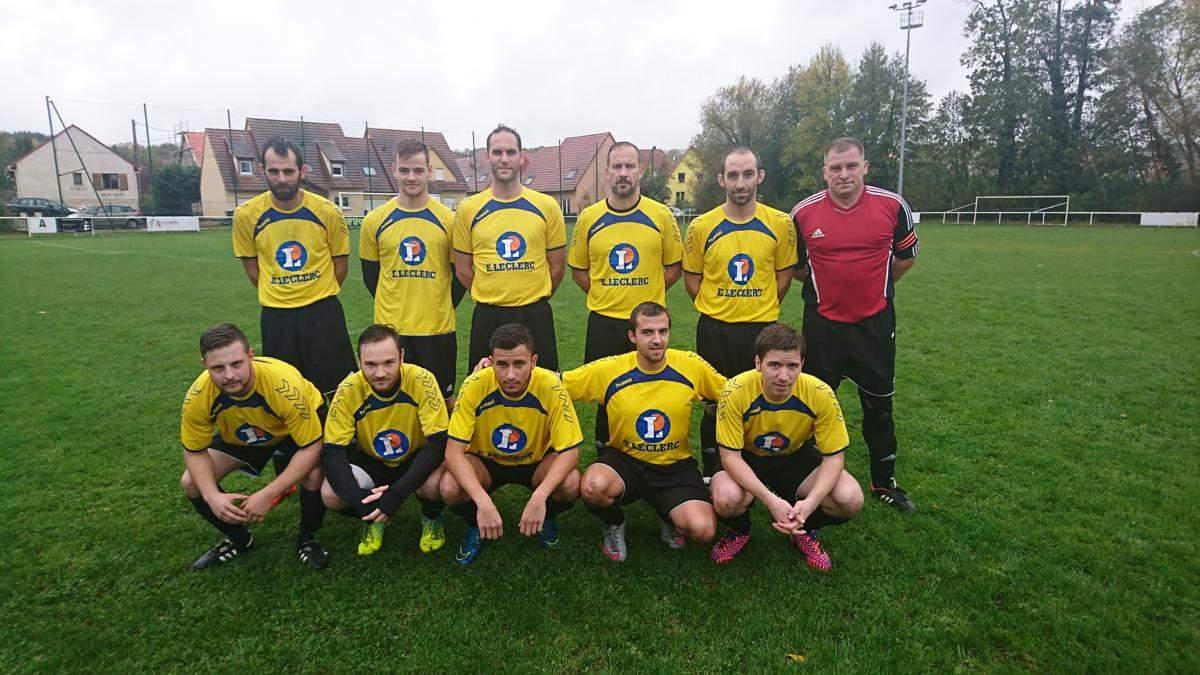 Equipe 1 ASC BROTSCH