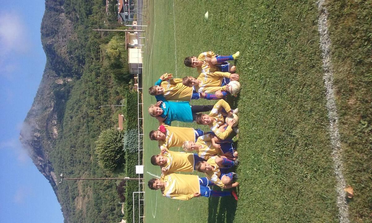 Equipe U10-U11  LOLO