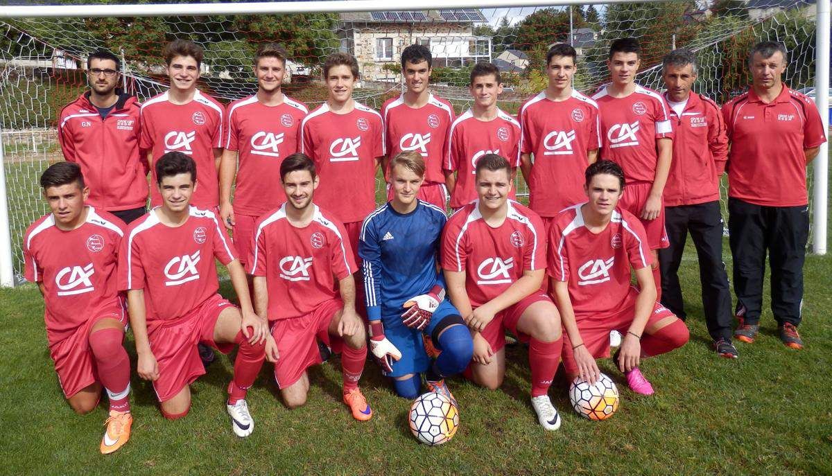 U19 équipe 1