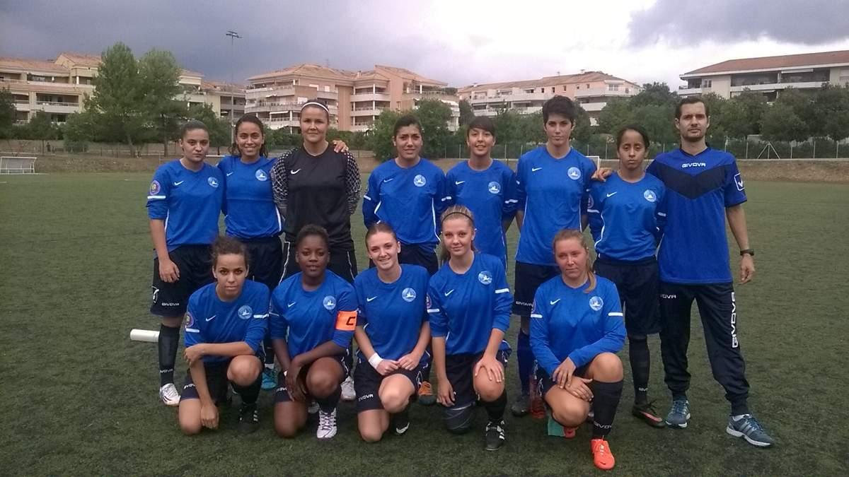 F.A. Marseille Féminin