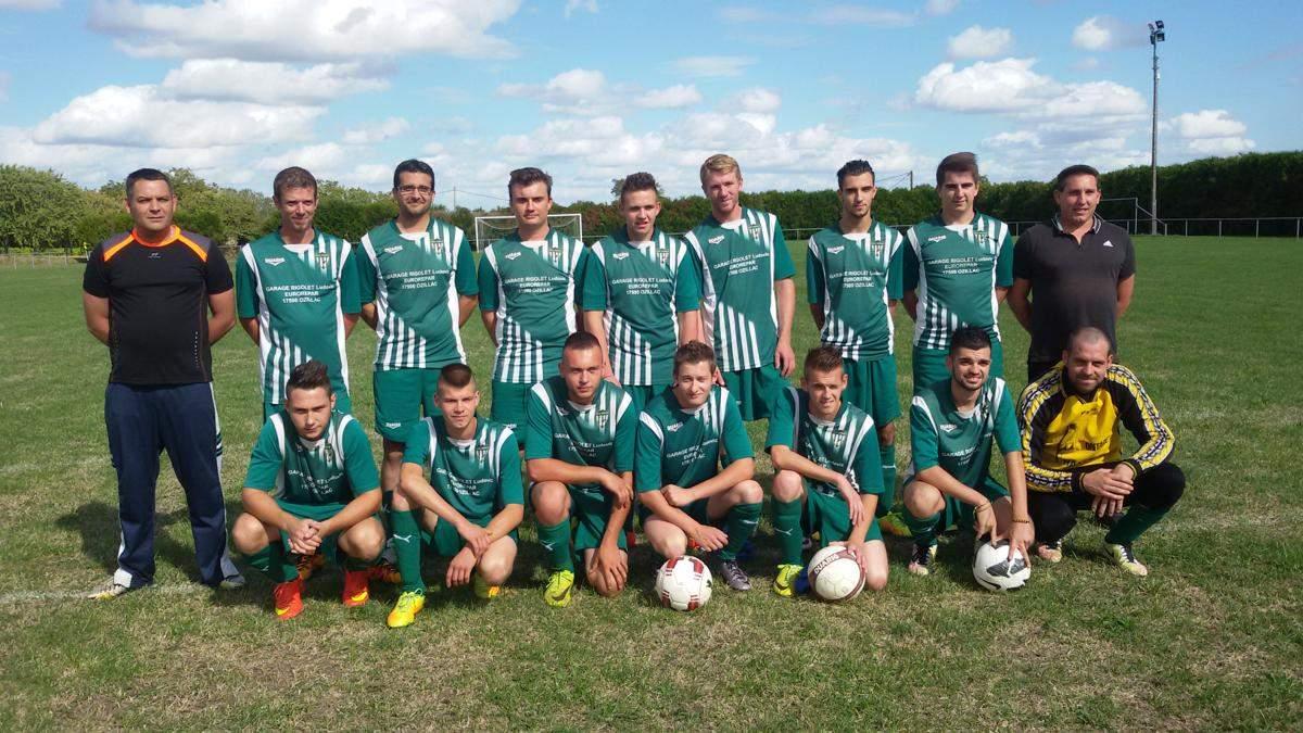 FC OZILLAC/CHAMPAGNAC