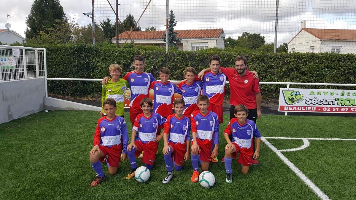 Equipe U13 A