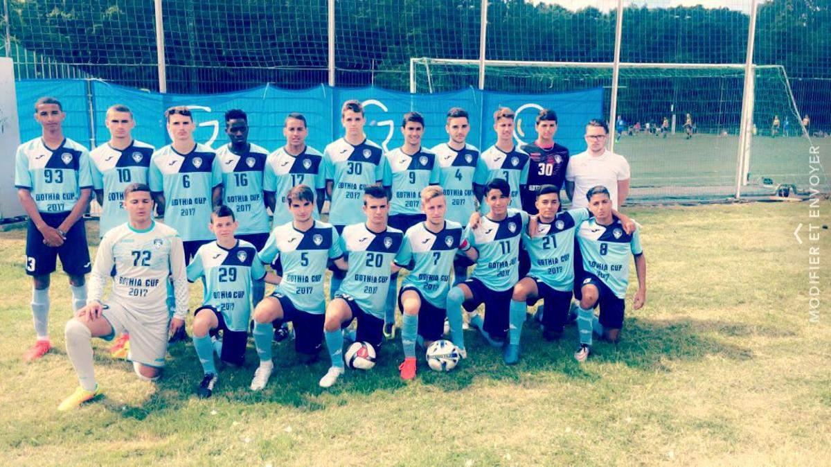 Équipe née 2000-2001