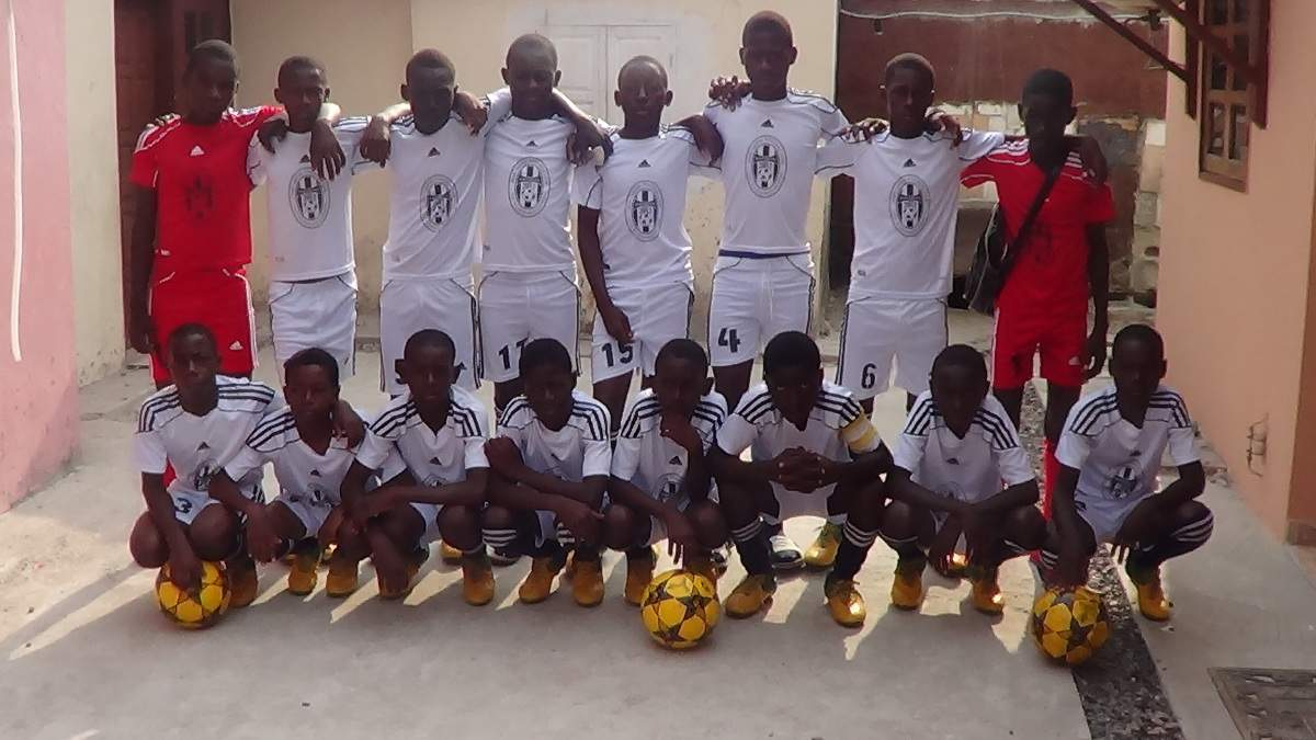 Port-Gentil FC U-15 (Minime)