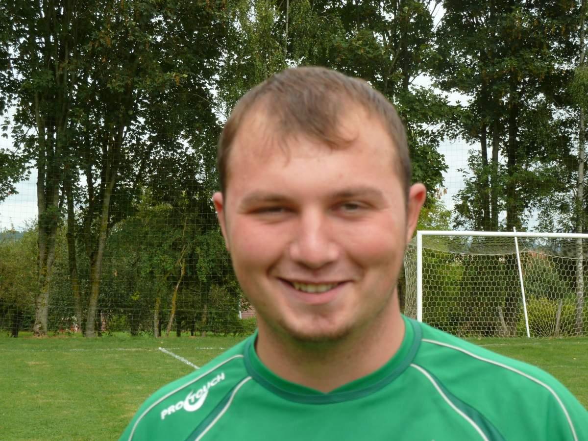 Joueur - <b>Mathieu DEHAIS</b> - club Football SPORTING CLUB SAULXUROIS - Footeo - mathieu-dehais__mxjvjy