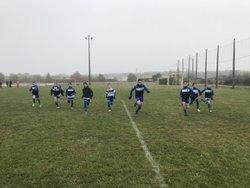 AAG U13 - 18/11/2017 - Plateau à Orgueil (équipe 1) - Association Amicale Grisolles