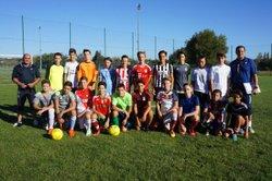 Entraînement U15 du 22 août 2016 - ATHLETIC CLUB VEDENAIS