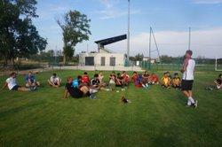 Entraînements séniors des 30 et 31 juillet - ATHLETIC CLUB VEDENAIS