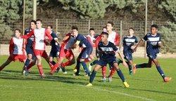 U19 EXCELLENCE 1 OCTOBRE CONTRE ISLE SUR SORGUE - ATHLETIC CLUB VEDENAIS