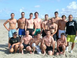 Beach soccer 26/08/2009 - A.Cardonnette Football