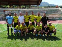 Coupe 2018 du Dimanche 3 Juin au stade J.Rolland - Football Loisir Dignois
