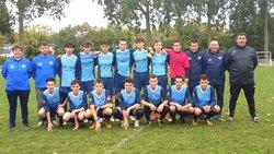 U18 VICTOIRE 6/0 CONTRE GAMACHES - FC AILLY SUR SOMME SAMARA