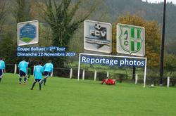 FC de la Varenne / AJC Matin : 0-2 (le 12/11/2017) - AMICALE JOSEPH CAULLE BOSC LE HARD