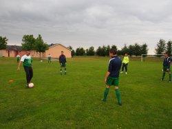 Matchs amicaux séniors à Etoutteville le 16/08/15 - AMICALE JOSEPH CAULLE BOSC LE HARD