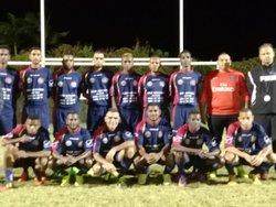 Premier match à domicile de la saison 2017 - A.J.S ST DENIS FOOTBALL