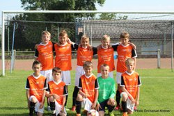 Go Sport Cup U13 juin 2018 - Alliance 2008