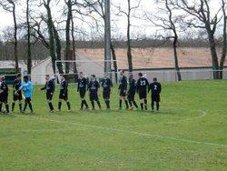 L'équipe A recevait St Hilaire. Score 2-0 - AM.S VOEUIL ET GIGET