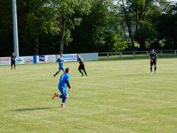 L'équipe A se déplaçait à Montmoreau. Score 1-4 - AM.S VOEUIL ET GIGET