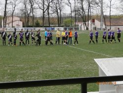 Match Voeuil B-New Team