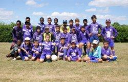 Les Equipes u11 ET U12 - Amicale Sportive Laigneville