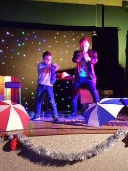 La magie de Noël à l'AOSC - AOSC SALLAUMINES