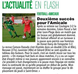 Amicale Pascal-FC Loon Plage