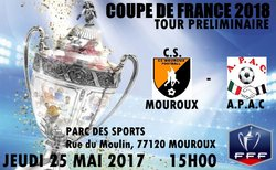 COUPE DE FRANCE SENIORS 2018 - A.P.A.C CHAMPIGNY SUR MARNE