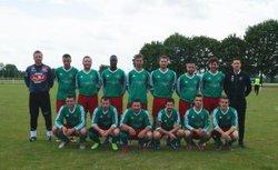 Premier tour de la Coupe de France - ARDEN 51 football club