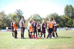 Photos du match U15-1 contre la Brède du 15/09/2018 - AS Beautiran Football Club
