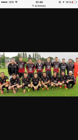 Saison 2016-2017 - As Brécey