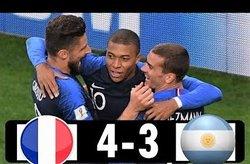 LA FRANCE EN 1/4 de FINALE ! - A . S . CELLULE