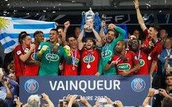 COUPE DE FRANCE : 11ème VICTOIRE DU PSG - A . S . CELLULE