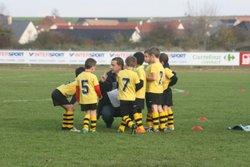 Plateau U7 samedi 18/11 - Association Sportive Chapelloise