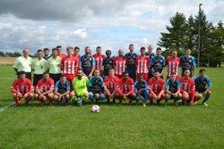 Coupe de France 3ème tour contre Pont du Château - AS Châtel de Neuvre