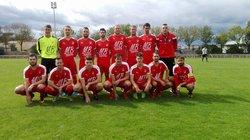 Match Senior 1 Rhône Vallée 17092017 - Association Sportive de Cornas