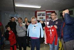 Trois nouveaux jeux de maillots pour l'AS - Association Sportive de Cornas