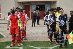 1/4 Finale Coupe U19 Georges Etienne GJ Peyrins St Donat 15042018 - Association Sportive de Cornas