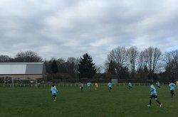 match amical COYE U13/PLAILLY U13  3-0 - A.S. COYE-LA-FORÊT