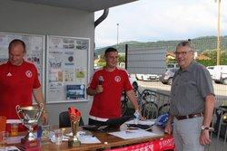 Retour en images du tournoi des entreprises et associations. - AS Crossey Football